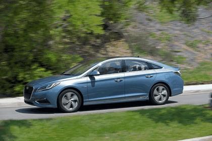 2017 Hyundai Sonata Plug-In Hybrid 3