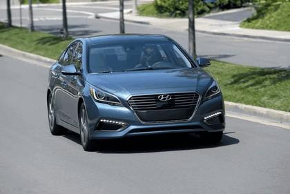 2017 Hyundai Sonata Plug-In Hybrid 4