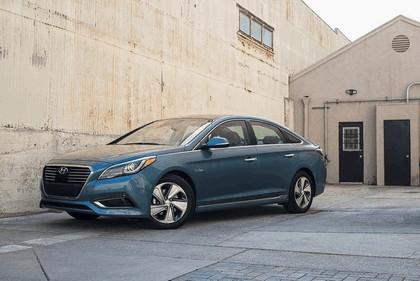 2017 Hyundai Sonata Plug-In Hybrid 6