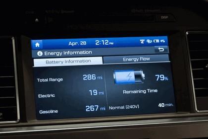 2017 Hyundai Sonata Plug-In Hybrid 40
