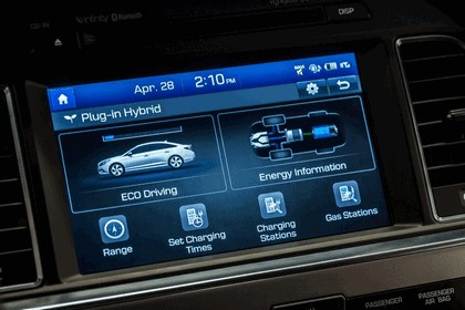 2017 Hyundai Sonata Plug-In Hybrid 45