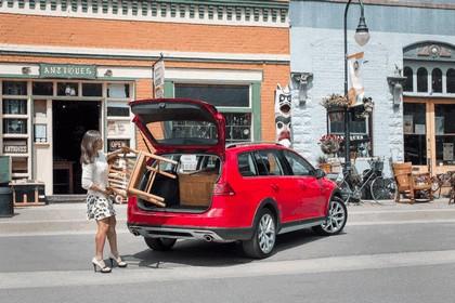 2017 Volkswagen Golf Alltrack - USA version 36