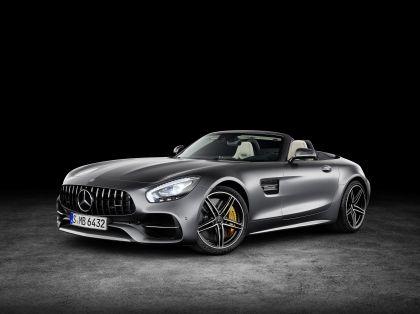 2017 Mercedes-AMG GT C roadster 1