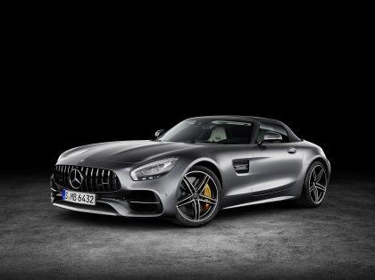 2017 Mercedes-AMG GT C roadster 2