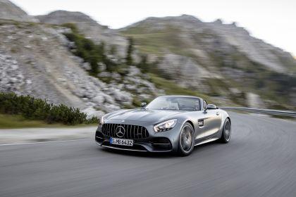 2017 Mercedes-AMG GT C roadster 16