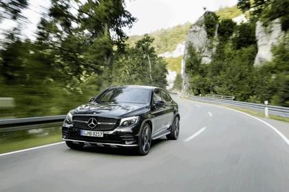 2017 Mercedes-AMG GLC43 Coupé 2