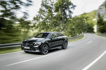 2017 Mercedes-AMG GLC43 Coupé 3