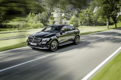 2017 Mercedes-AMG GLC43 Coupé 9