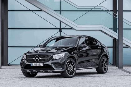 2017 Mercedes-AMG GLC43 Coupé 13