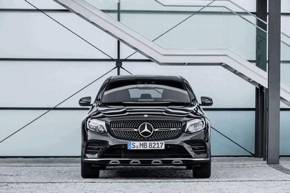 2017 Mercedes-AMG GLC43 Coupé 14