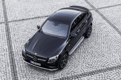 2017 Mercedes-AMG GLC43 Coupé 16