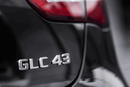 2017 Mercedes-AMG GLC43 Coupé 20