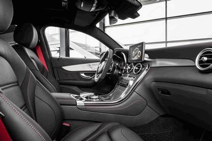 2017 Mercedes-AMG GLC43 Coupé 23