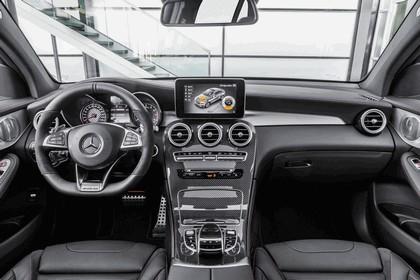 2017 Mercedes-AMG GLC43 Coupé 24
