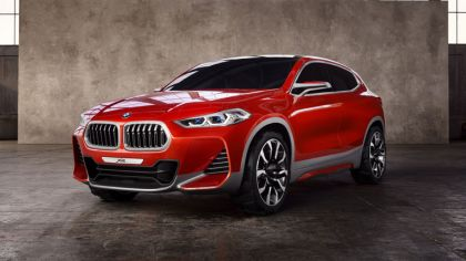 2016 BMW Concept X2 2