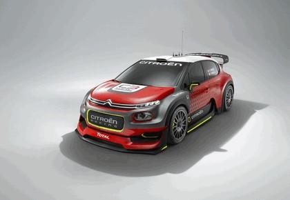 2016 Citroen C3 WRC concept car 1