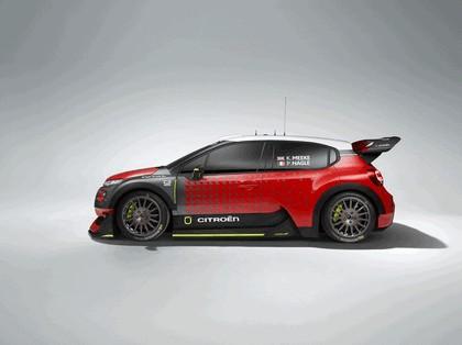 2016 Citroen C3 WRC concept car 2