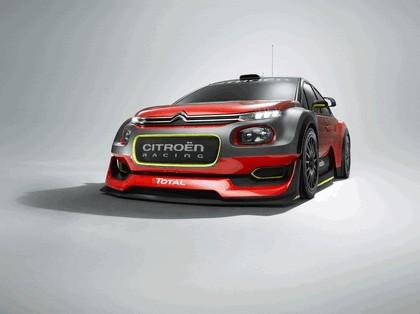 2016 Citroen C3 WRC concept car 4