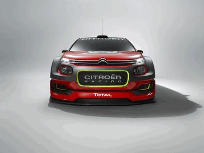 2016 Citroen C3 WRC concept car 5