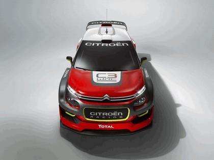 2016 Citroen C3 WRC concept car 6