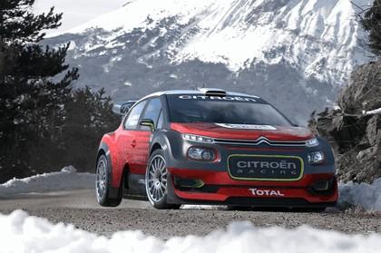 2016 Citroen C3 WRC concept car 17