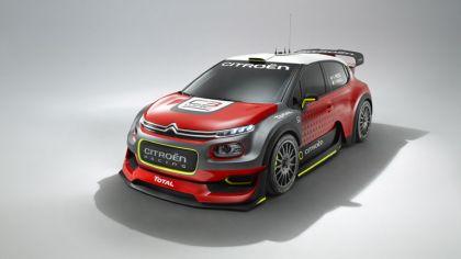 2016 Citroen C3 WRC concept car 8