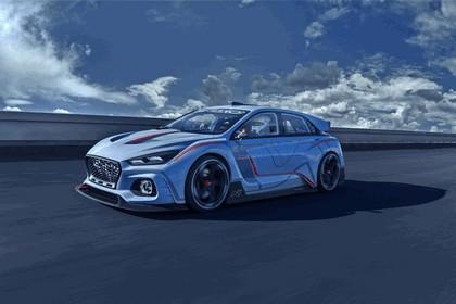 2016 Hyundai RN30 concept 1