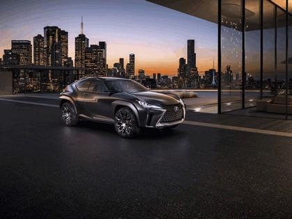 2016 Lexus UX concept 1