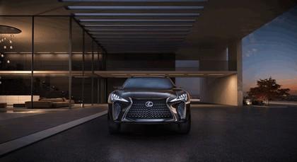 2016 Lexus UX concept 4