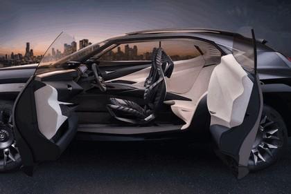 2016 Lexus UX concept 11
