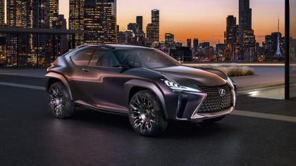 2016 Lexus UX concept 6