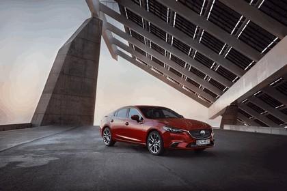 2016 Mazda 6 sedan 1