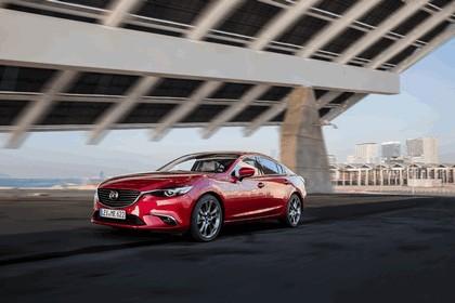 2016 Mazda 6 sedan 2