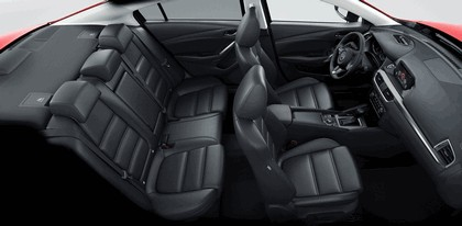 2016 Mazda 6 sedan 43