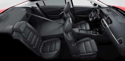 2016 Mazda 6 sedan 44