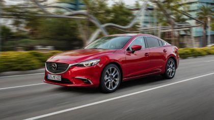 2016 Mazda 6 sedan 5