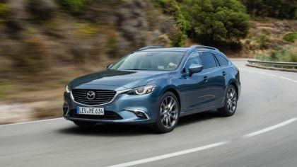 2016 Mazda 6 sw 9