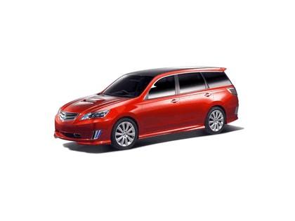 2007 Subaru Exiga concept 1