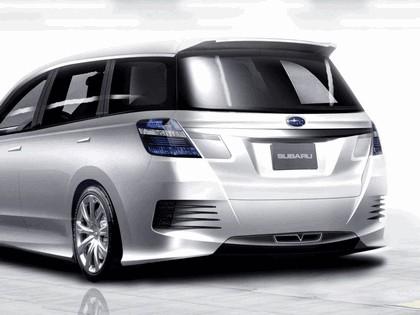 2007 Subaru Exiga concept 4