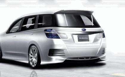 2007 Subaru Exiga concept 11