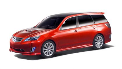 2007 Subaru Exiga concept 5