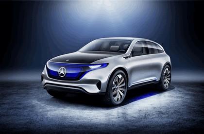 2016 Mercedes-Benz Generation EQ concept 1