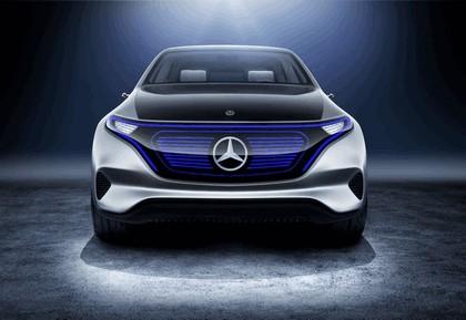2016 Mercedes-Benz Generation EQ concept 5