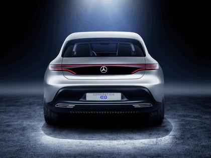 2016 Mercedes-Benz Generation EQ concept 7