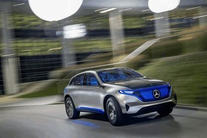 2016 Mercedes-Benz Generation EQ concept 8
