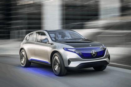 2016 Mercedes-Benz Generation EQ concept 10