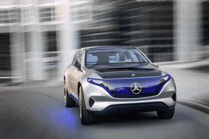 2016 Mercedes-Benz Generation EQ concept 11