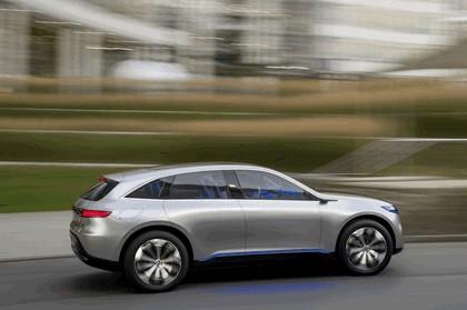 2016 Mercedes-Benz Generation EQ concept 12