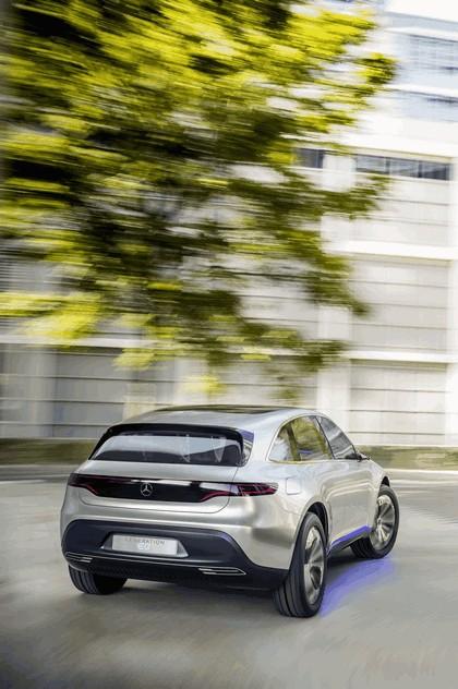 2016 Mercedes-Benz Generation EQ concept 17
