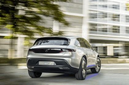 2016 Mercedes-Benz Generation EQ concept 18